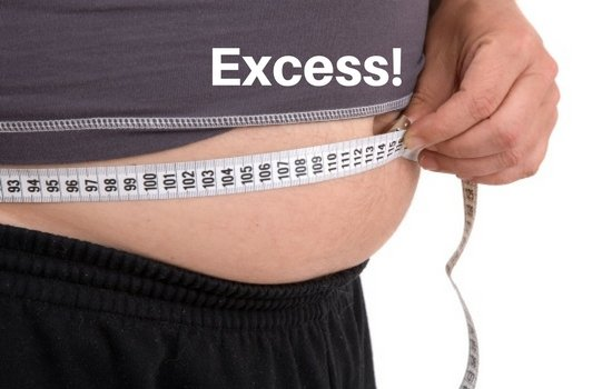 dangers excess belly fat
