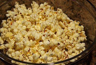 popcorn for healthy snacks
